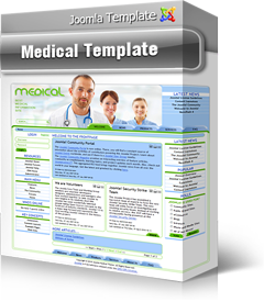 Joomla Medical Template