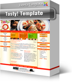 Joomla Tasty Template