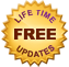 Lifetime free updates