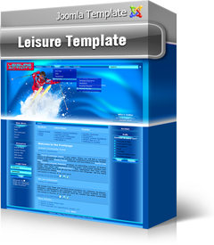 Joomla Leisure Template