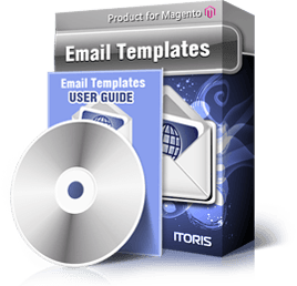 Email Templates extension for Magento