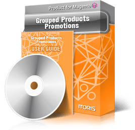 Grouped Product Promotions extension for Magento