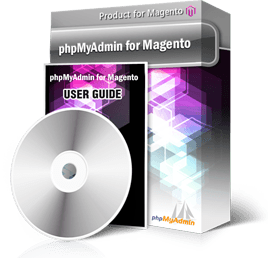 phpMyAdmin extension for Magento extension for Magento