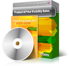 Product & Price Visibility Rules extension for Magento