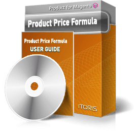 Product Price Formula extension for Magento