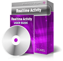 Realtime Activity extension for Magento