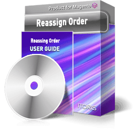 Reassign Order extension for Magento