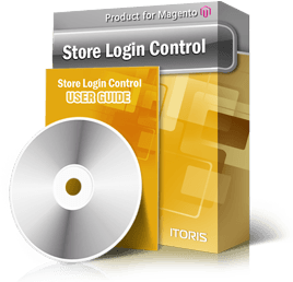 Store Login Access extension for Magento