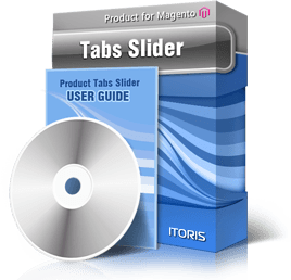 Product Tabs Slider extension for Magento