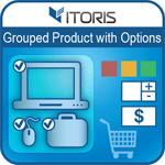M2 Grouped Product Options