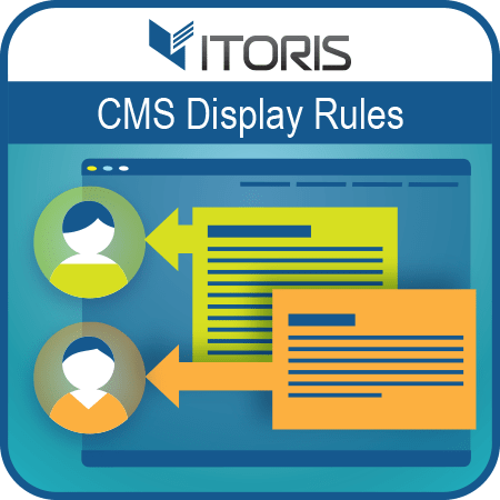 CMS Display Rules extension for Magento 2