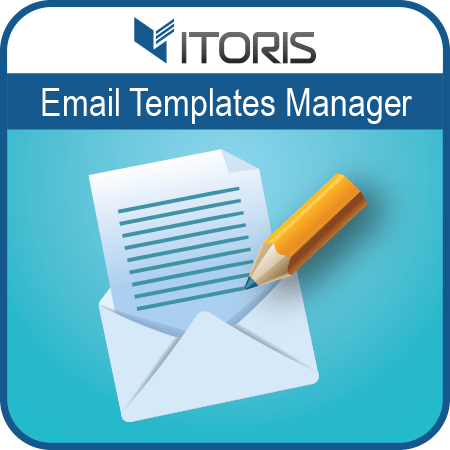 Email Templates Manager extension for Magento 2