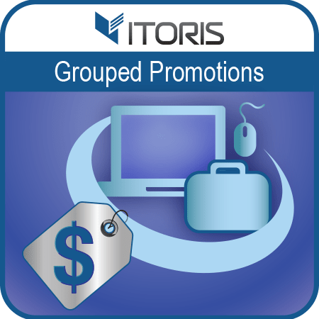 Grouped Promotions extension for Magento 2