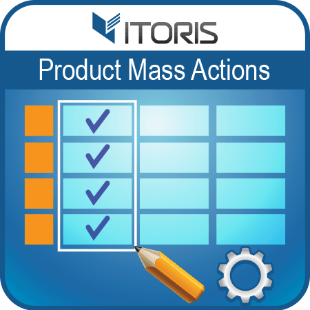 Product Mass Actions extension for Magento 2