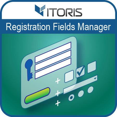 Registration Fields Manager extension for Magento 2