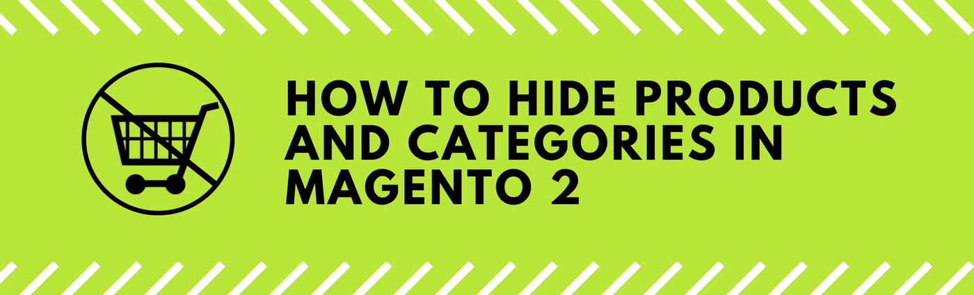 How to Hide Products in Magento 2