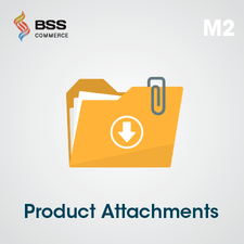 Product Attachments for Magento 2 by BSS Commerce