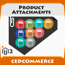Product Attachments for Magento 2 by CED Commerce