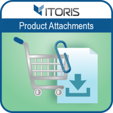 Product Attachments for Magento 2 by ITORIS