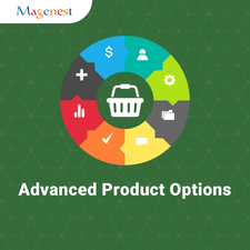 Advanced Product Options for Magento 2 by Magenest
