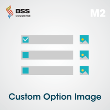 Custom Options Images by BSS Commerce