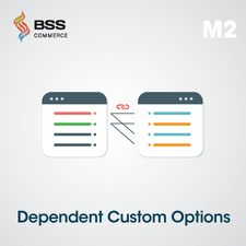 Dependent Custom Options by BSS Commerce