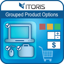 Grouped Product Options for Magento 2 by ITORIS