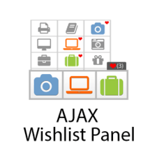 Ajax Wishlists Panel