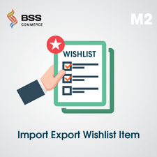 Import Export Wishlists by BSS Commerce