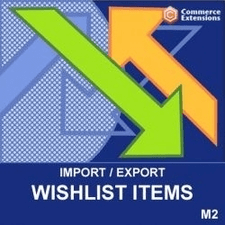 Import Export Wishlists Items