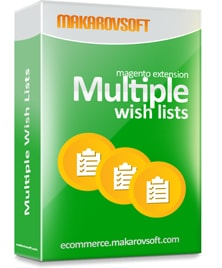 Multiple Wishlists by Makarovsoft