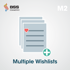 Multiple Wishlists extension for Magento 2 by BSS Commerce