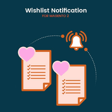 Wishlists Notifications by Mageants