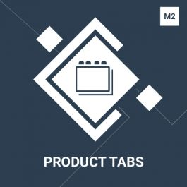 Product Tabs Extension for Magento 2 by DCKAP