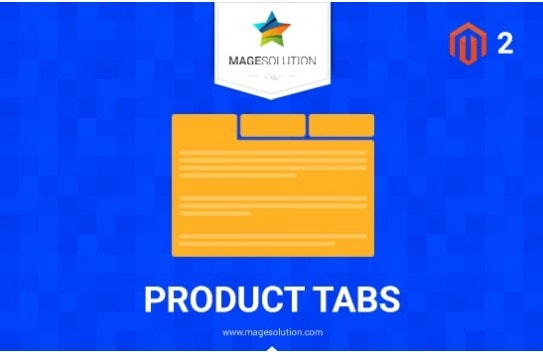 Product Tabs Extension for Magento 2 by Magesolution