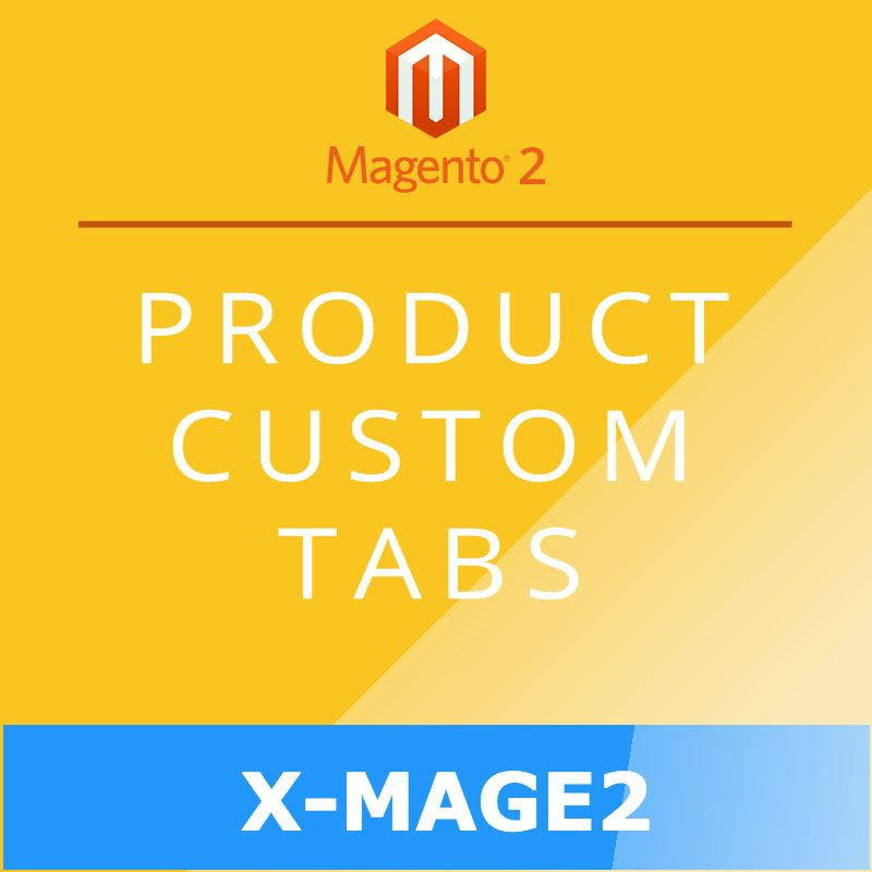 Product Tabs Extension for Magento 2 by X-Mage2