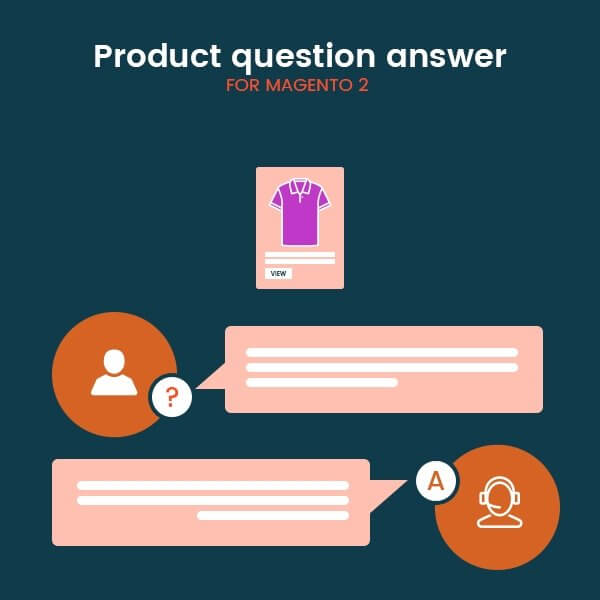 Questions and Answers for Magento 2 by MageAnts