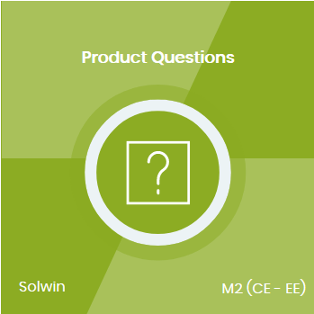 Questions and Answers for Magento 2 by Solwin