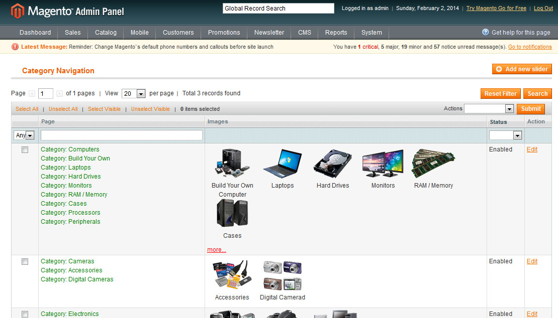 IToris Magento Previous Next Buttons